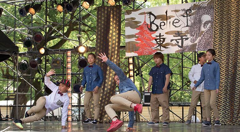 Belief 世界遺産 東寺 FES PHOTO-02