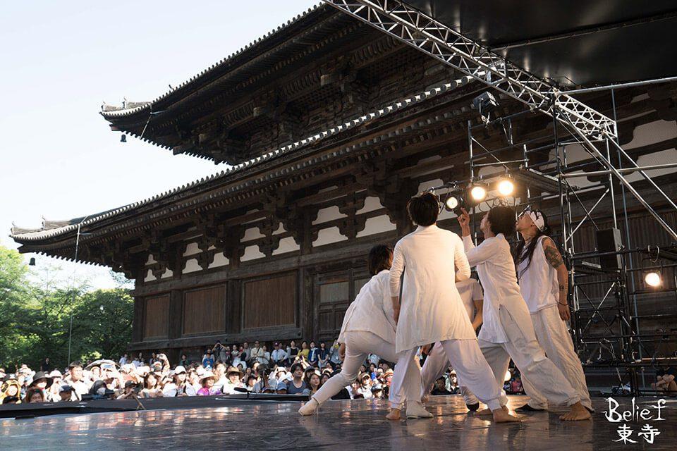 Belief 世界遺産 東寺 FES photos-2018-pro-19