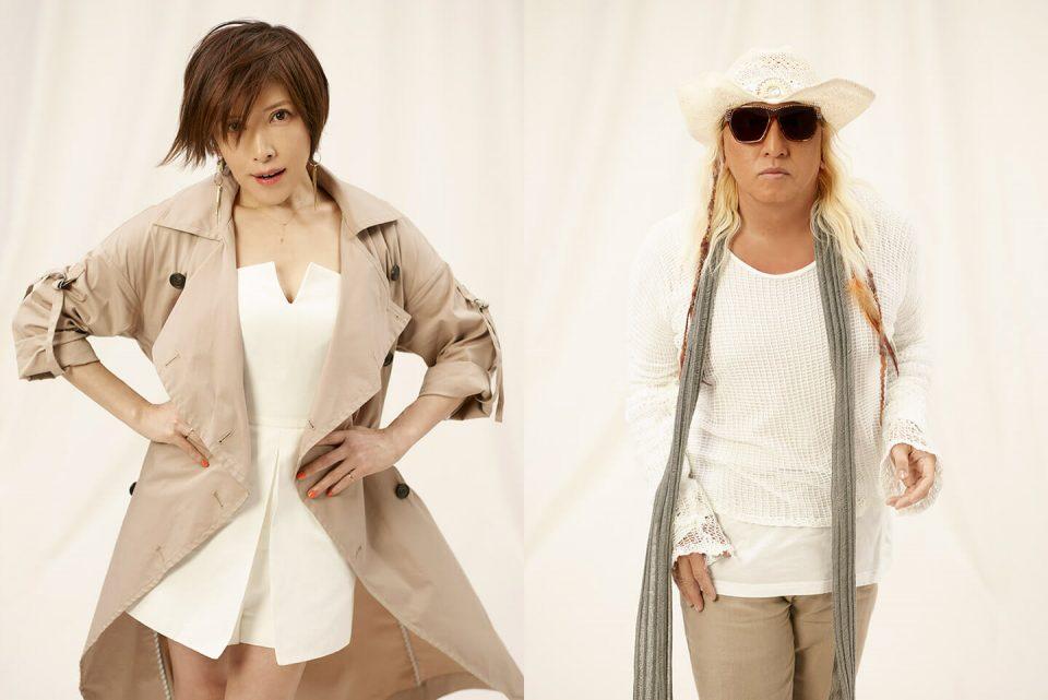 YU-KI&DJ KOO from TRF
